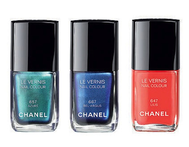 chanel summer 2013 beauty 3