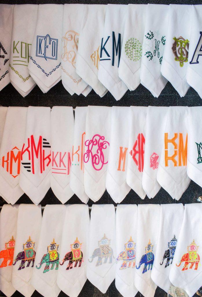 monogram-wall